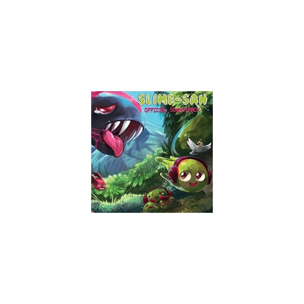Various - Slime San (Ost) (Vinyl)
