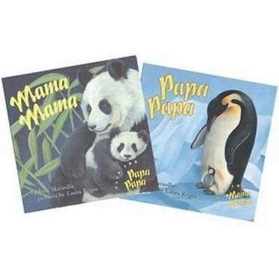 Mama Mama/ Papa Papa : Papa Papa : a Flip Board Book (Hardcover)(Jean Marzollo)