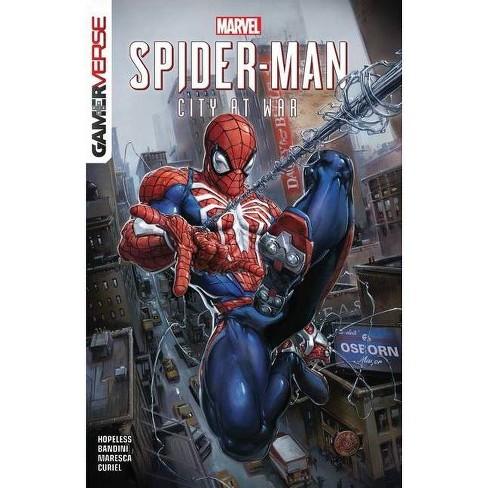 Marvel's Spider-Man: City at War - (Paperback) - image 1 of 1