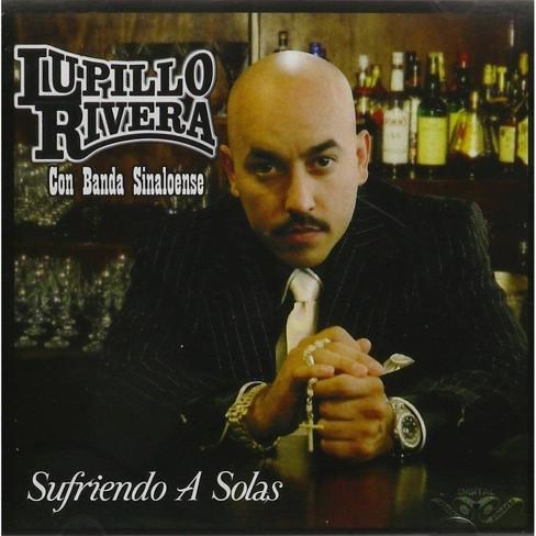 Lupillo Rivera - Sufreindo A Solas (CD) - image 1 of 1