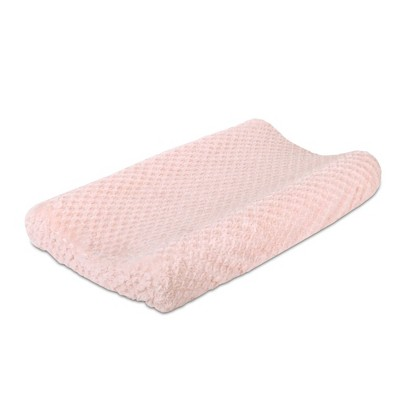 The Peanutshell Arianna Plush Changing Pad Cover