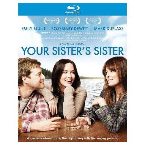 Your Sister's Sister (Blu-ray) - image 1 of 1