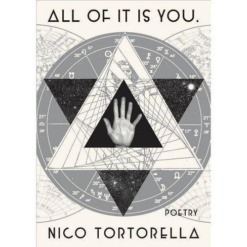 All of It Is You : Poetry -  by Nico Tortorella (Hardcover) - image 1 of 1