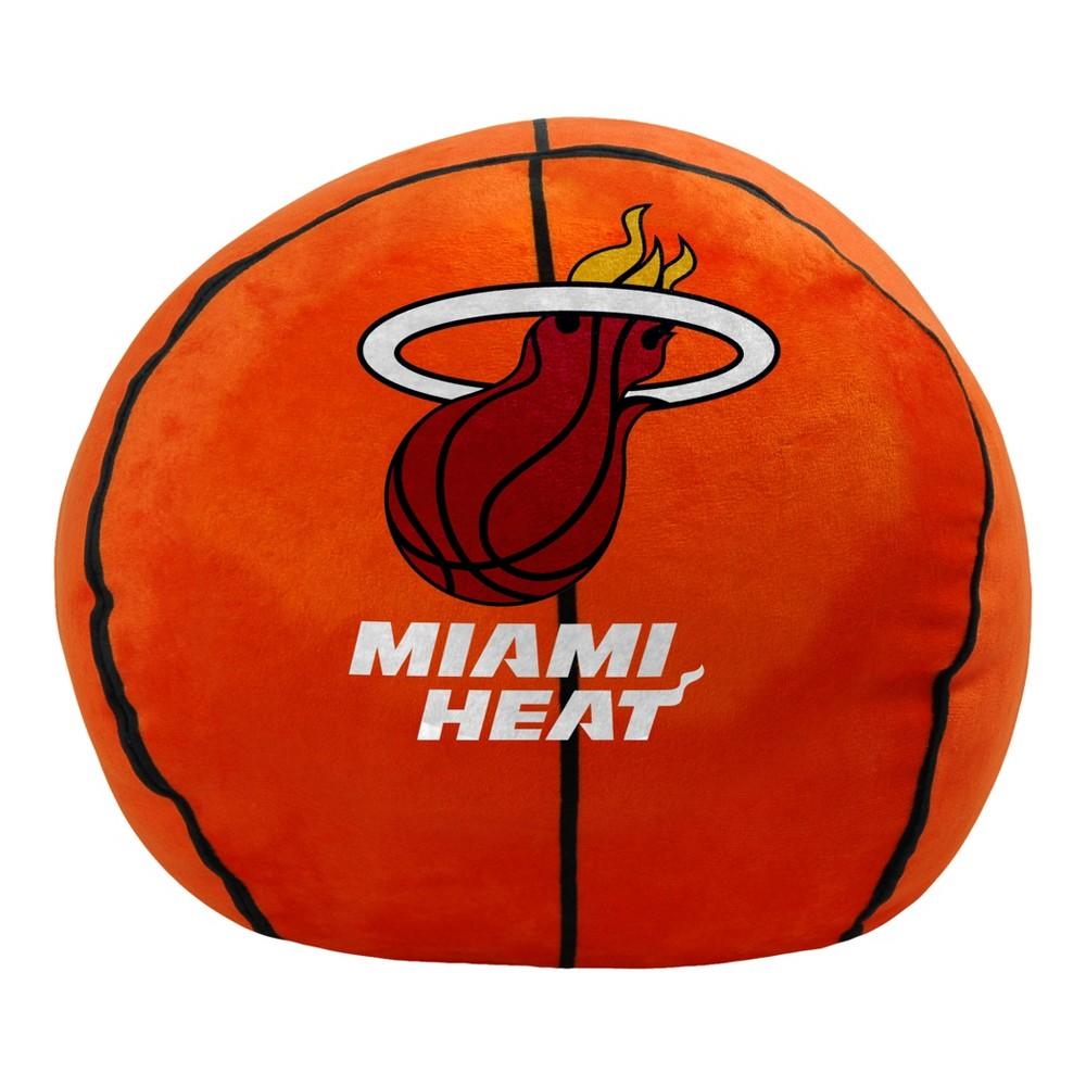 NBA Miami Heat Cloud Pillow