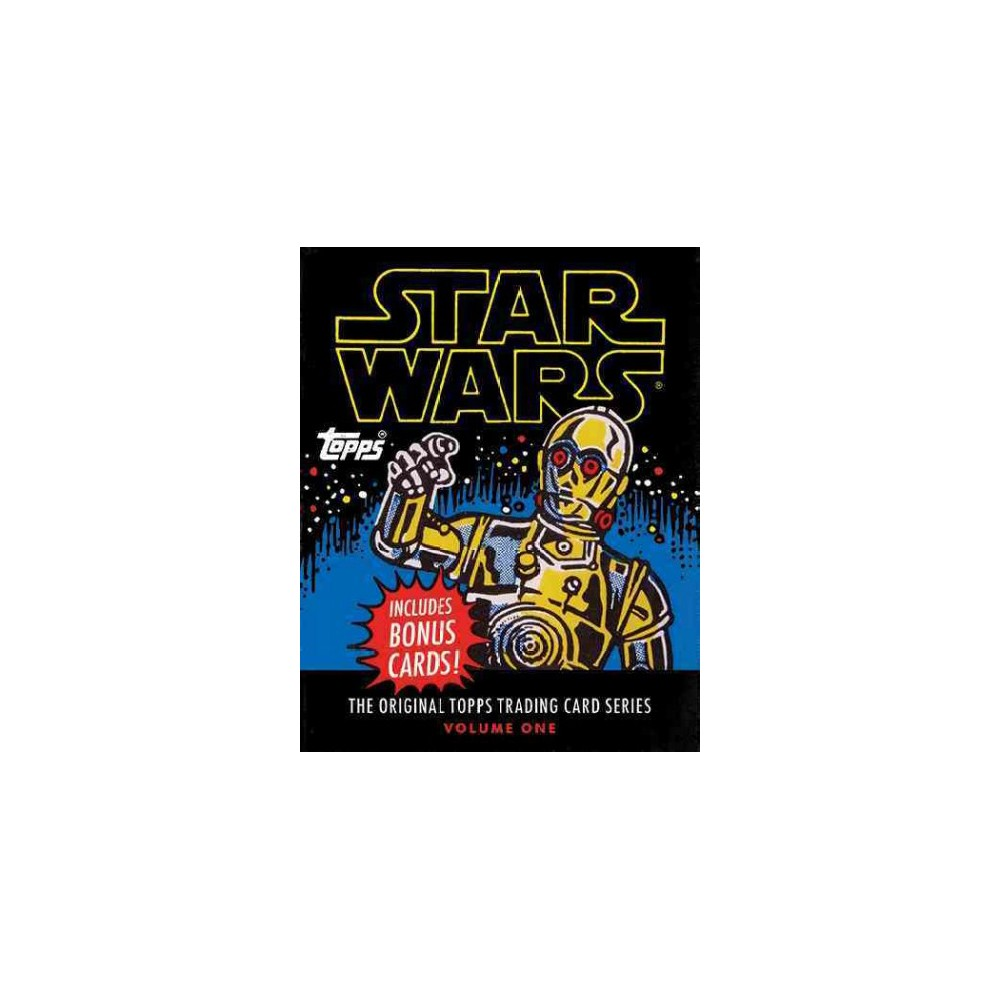 Star Wars : The Original Topps Trading Card Series (Limited) (Hardcover)