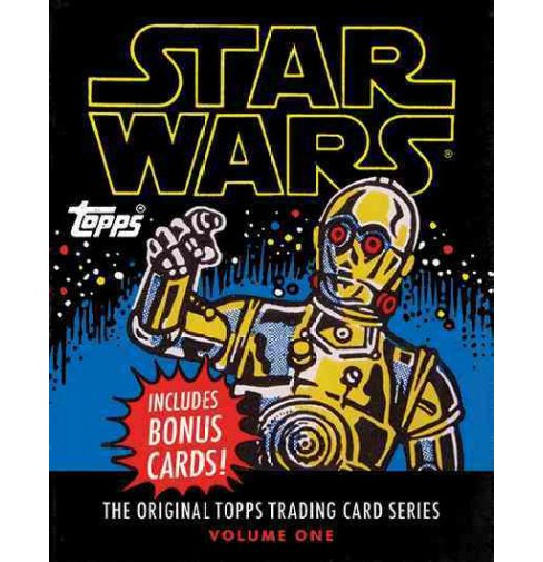 Star Wars : The Original Topps Trading Card Series (Limited) (Hardcover) - image 1 of 1