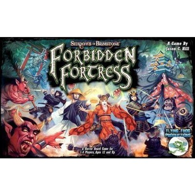 Forbidden Fortress Core Set Board Game