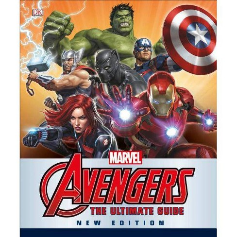 The Ultimate Character Guide Marvel The Avengers