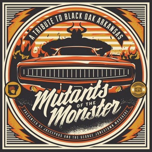 Various - Mutants Of The Monster:Tribute To Bla (Vinyl) - image 1 of 1