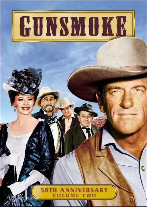 Gunsmoke 50th anniversary edition v 2 (DVD) - image 1 of 1