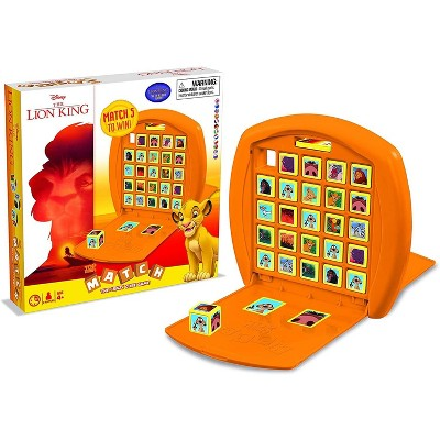 Top Trumps The Lion King Top Trumps Match | The Crazy Cube Game