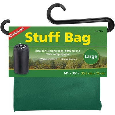 Coghlan's Stuff Bag, Ideal for Sleeping Bags, Clothing, and Other Camping Gear