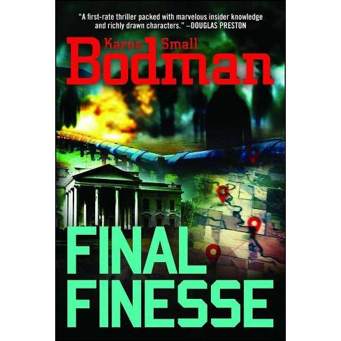 Final Finesse - by  Karna Small Bodman (Paperback) - image 1 of 1