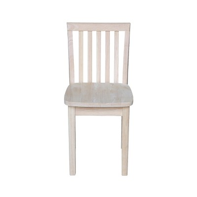 Genial Juvenile Chairs Linen White (Set Of 2)   International Concepts : Target