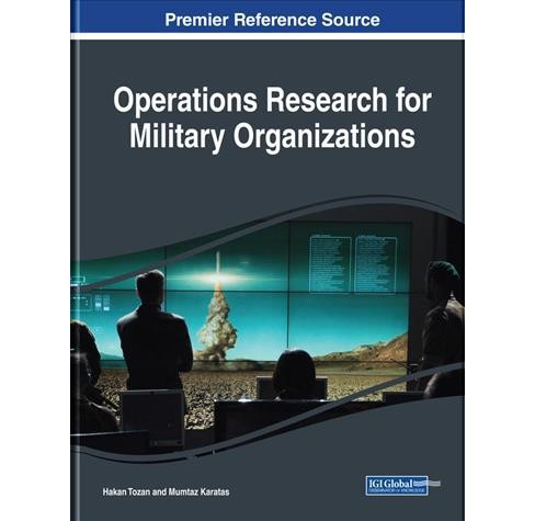 Operations Research for Military Organizations -  (Hardcover) - image 1 of 1