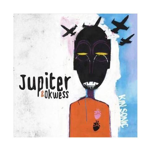 Jupiter  &  Okwess - Kin Sonic (CD) - image 1 of 1