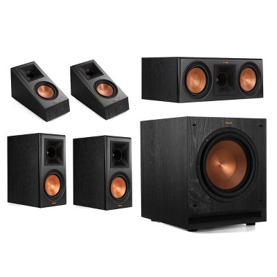 Klipsch RP-600M 5.1 Home Theater System