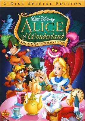 Alice in Wonderland [Un-Anniversary Special Edition] [2 Discs]