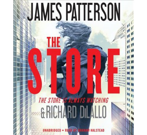 Store (MP3-CD) (James Patterson & Richard Dilallo) - image 1 of 1