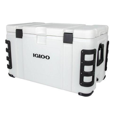 Igloo Leeward Hard Sided Portable Cooler - White - image 1 of 4