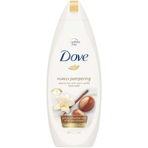 Dove Purely Pampering Shea Butter and Warm Vanilla Body Wash 22oz