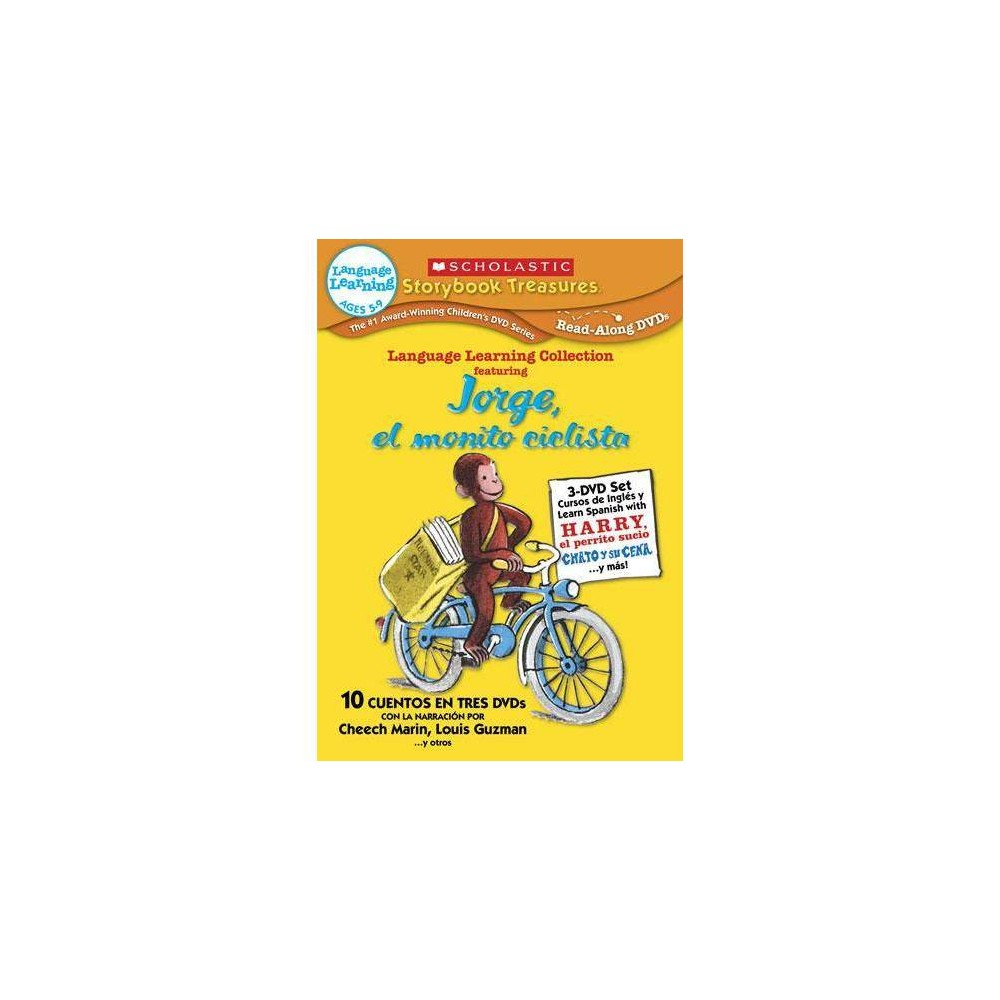Jorge El Curioso Dvd 2011