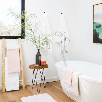 Bathroom Makeover Collection styled by Emily Henderson