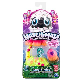 Hatchimals Colleggtibles Hatchy Home - Fabula Forest
