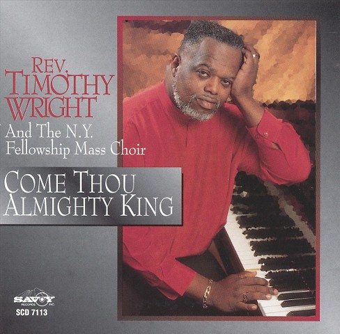 Timothy wright - Come thou almighty king (CD) - image 1 of 1