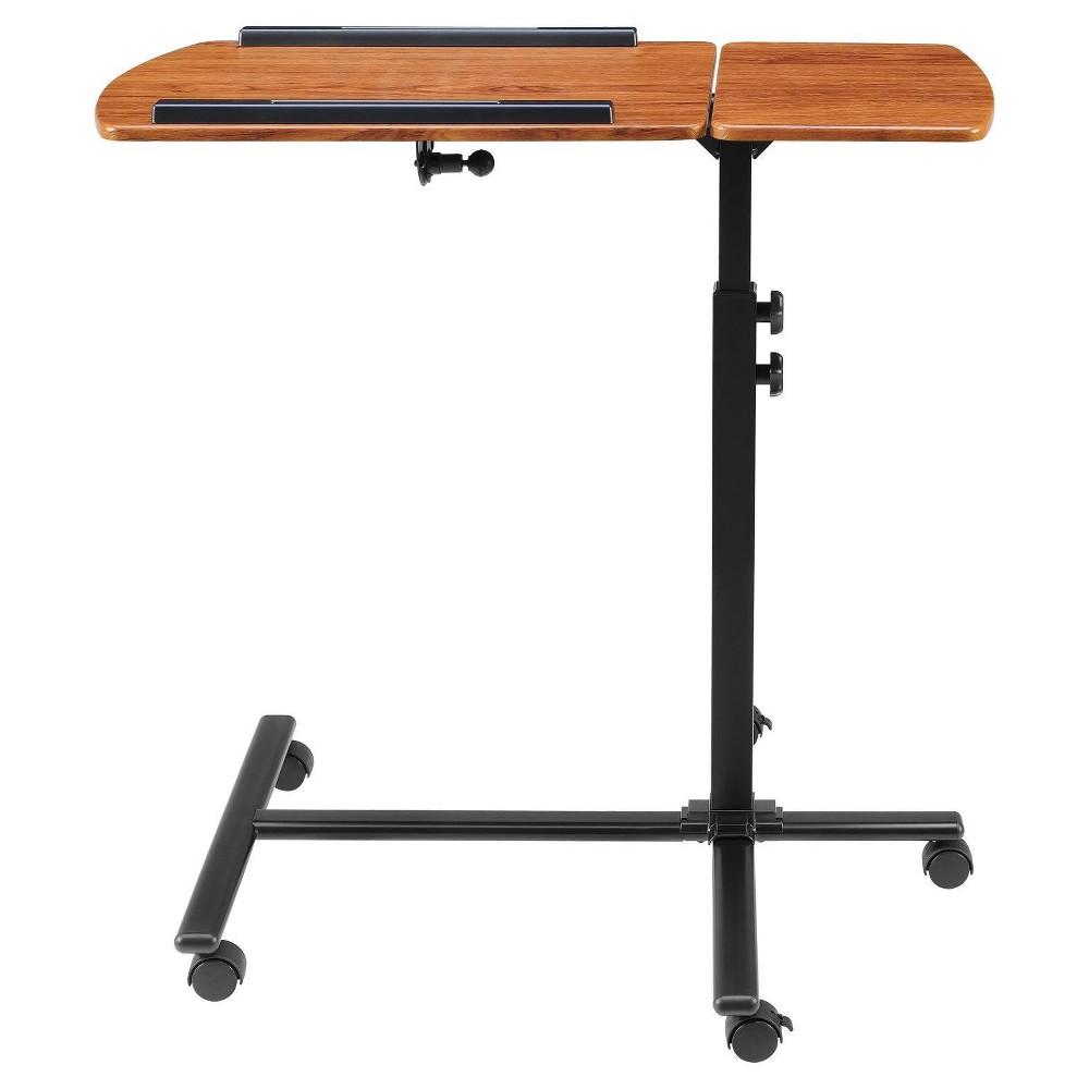 Wilder Laptop Cart - Cherry (Red)/Black - Room & Joy