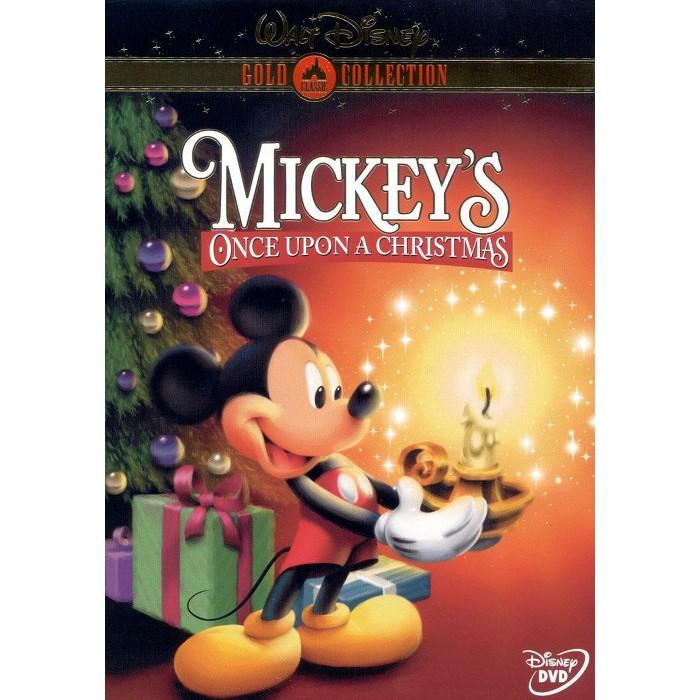 Mickey's Once Upon A Christmas (DVD) : Target