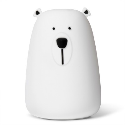 Polar Bear LED Soft- Touch Color-Changing Nightlight - Pillowfort™