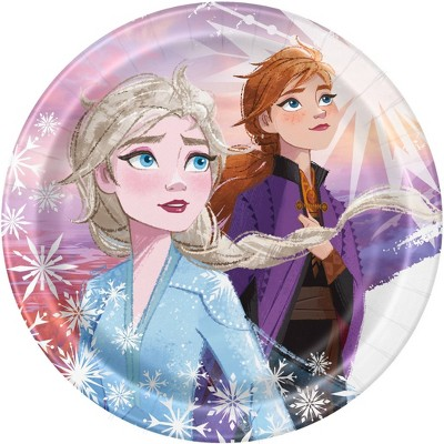 Frozen 2 8ct Snack Plate