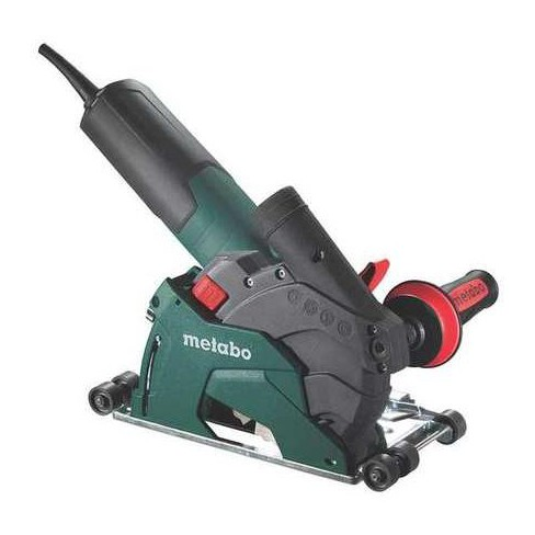 """METABO W 12-125 HD Set CED Plus Angle Grinder,5"""",10 A,9600 RPM,120VAC - image 1 of 1"""