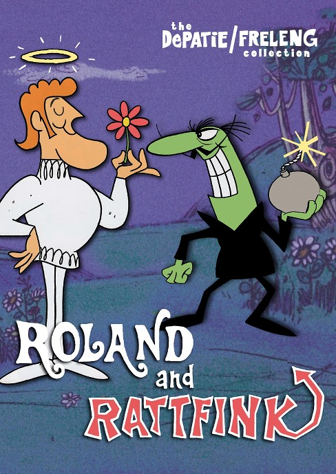 Roland and rattfink (DVD) - image 1 of 1