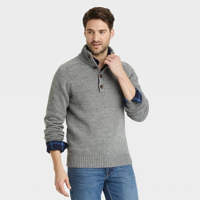Men's Regular Fit Pullover Sweater - Goodfellow & Co™