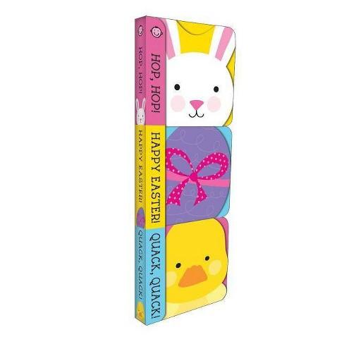 Easter Chunky Set (Hardcover) (Kimberley Faria & Hannah Cockayne & Amy Oliver) - image 1 of 1