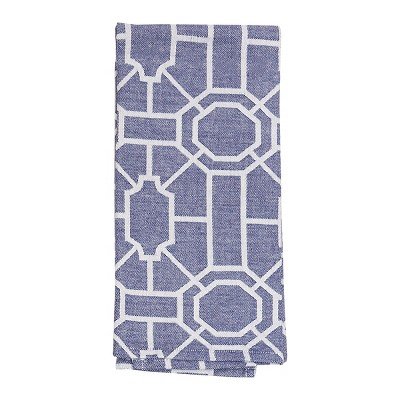 C&F Home Trellis Cotton Woven Kitchen Towel