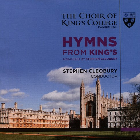 Choir of king's coll - Hymns from king's (CD) - image 1 of 1