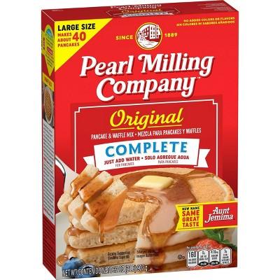 Pearl Milling Company Original Complete Pancake & Waffle Mix - 2lb