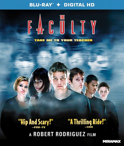 Faculty (Blu-ray) - image 1 of 1