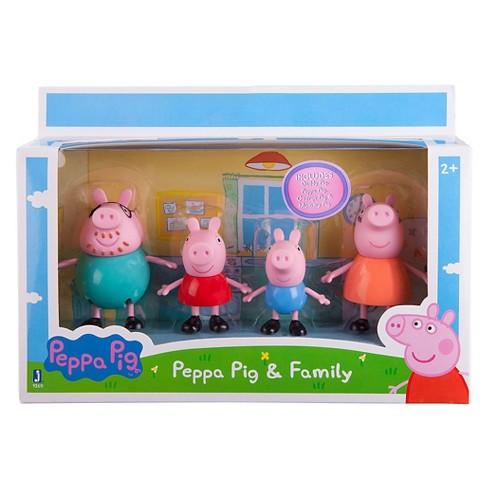 07fd150e5 Peppa Pig Family 4 Pack : Target