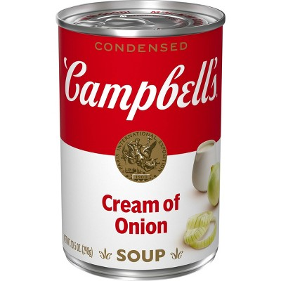 Campbell's Condensed Cream of Onion Soup - 10.5oz