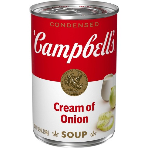 Campbell's Condensed Cream of Onion Soup - 10.5oz - image 1 of 4