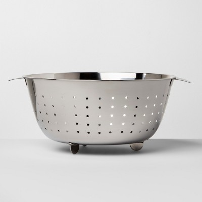Stainless Steel Colander Silver - Made By Design™