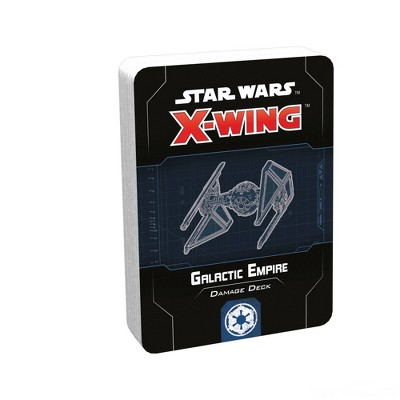 Star Wars X-Wing Game 2nd Edition: Galactic Empire Damage Deck
