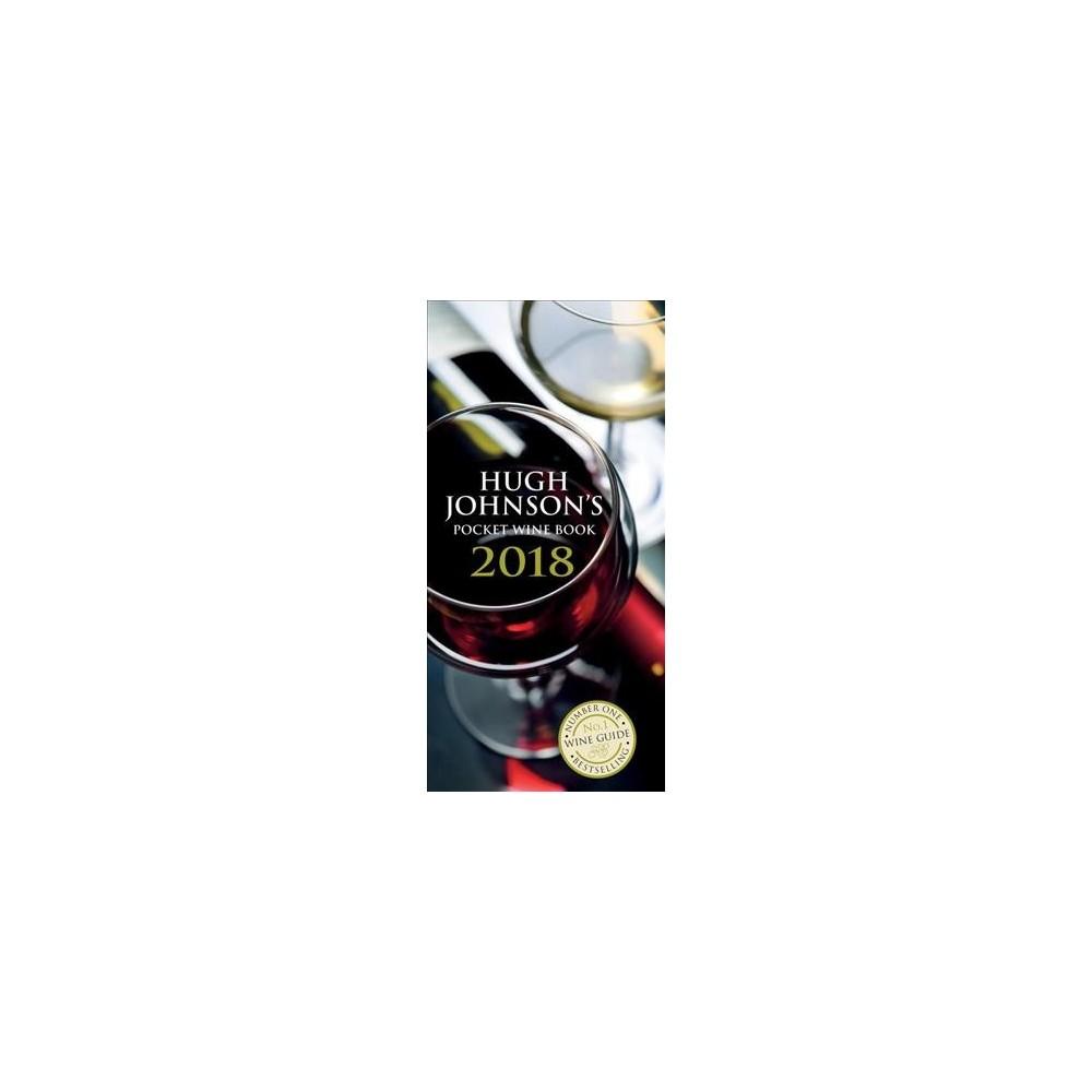 Hugh Johnson's Pocket Wine 2018 (Hardcover)