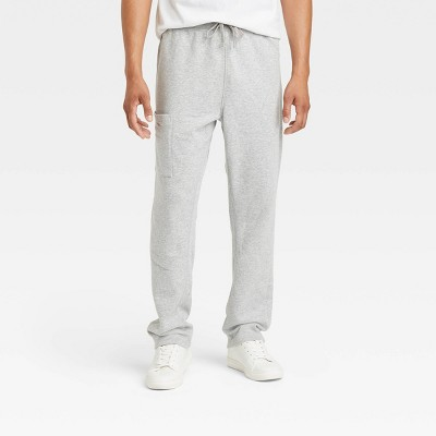 Men's Tapered Ultra Soft Fleece Pants - Goodfellow & Co™