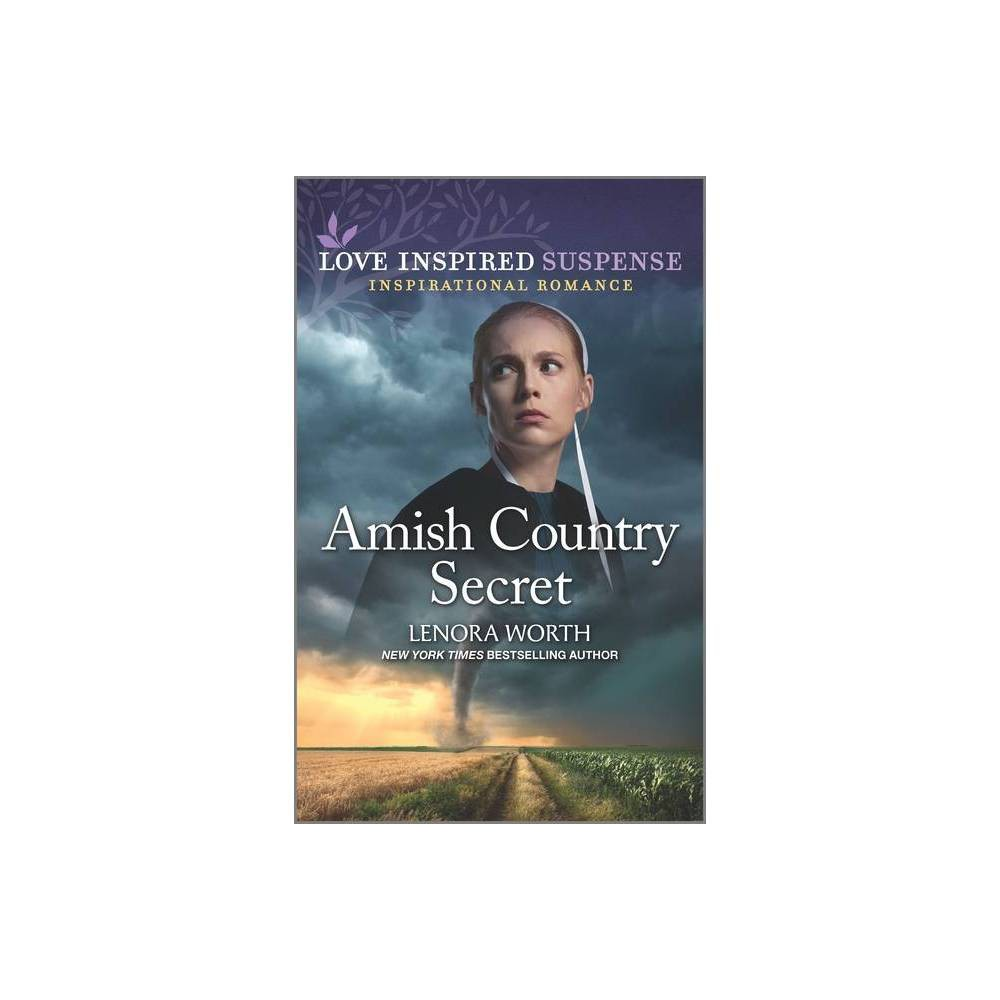 Amish Country Secret By Lenora Worth Paperback