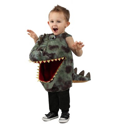 Princess Paradise Girls Feed Me™ Dino Costume (Size 182T)